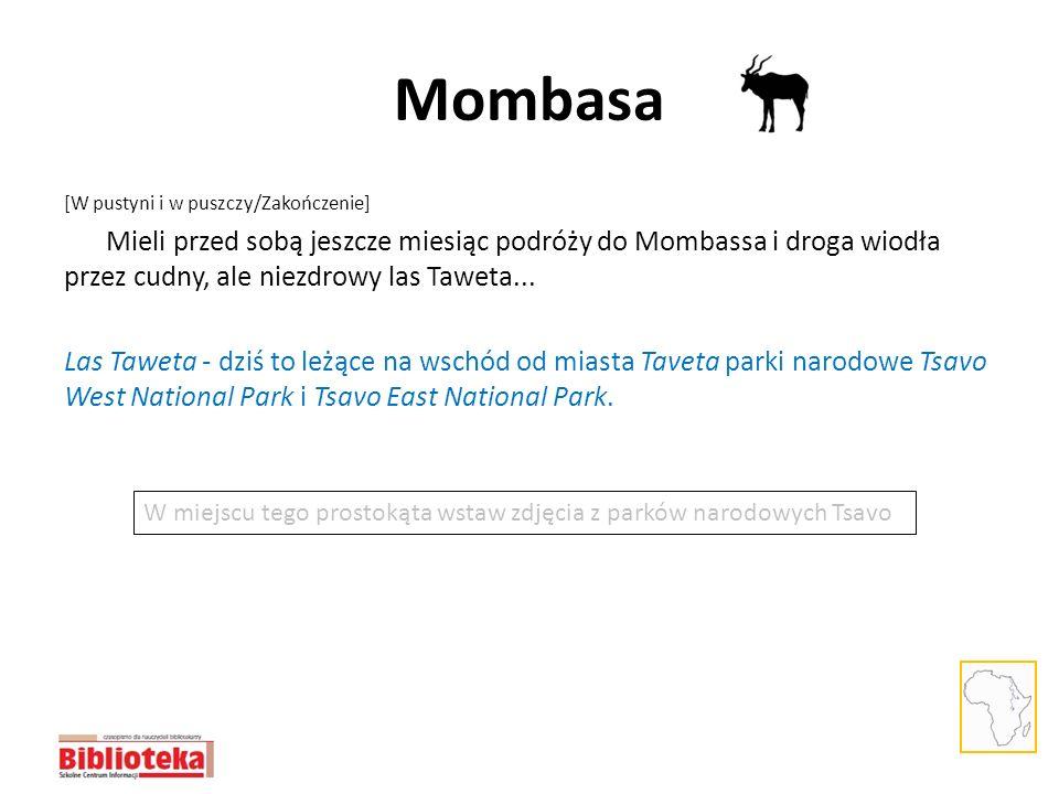 Mombasa [W pustyni i w puszczy/Zakończenie]